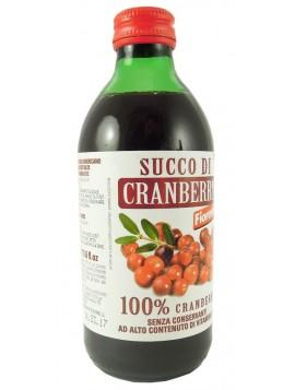 100% Cranberry juice with vitamin B12 330 ml
