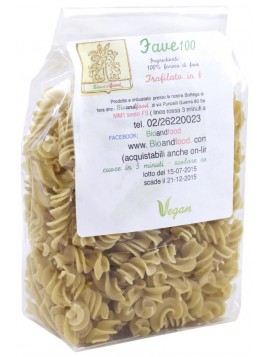 Lifting of Fusilli di Fave bronze 250 g BIO
