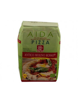 Aida 1 - soft wheat flour type 1for pizza 1Kg - Organic