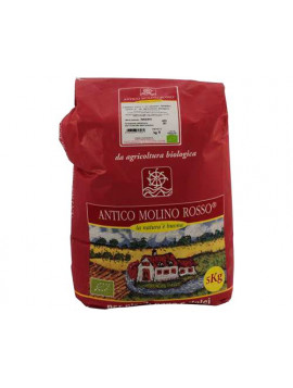 Aida 3 - soft wheat flour type 1 5Kg - Organic