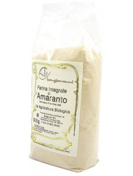 Amaranth flour 1Kg - Organic