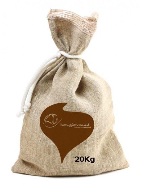 Dark Teff flour 20Kg – Gluten free - Teff Heaven