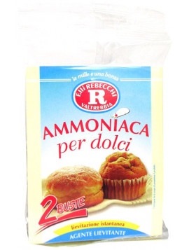 Ammonia-Ammonium bicarbonate - (2 sachets x 20g) 40 g gluten free