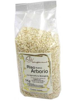 Arborio extra-thin rice 1Kg - Organic