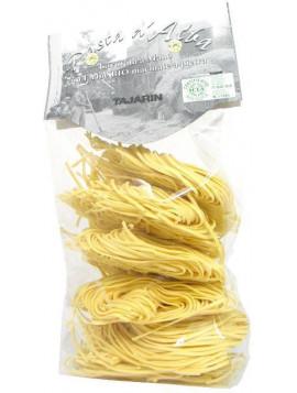 Artisan fresh tagliatelle (Tajarin) 250g - Organic