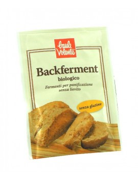 BACKFERMENT Enzymes for bakery 20g – Organic – Without yeast