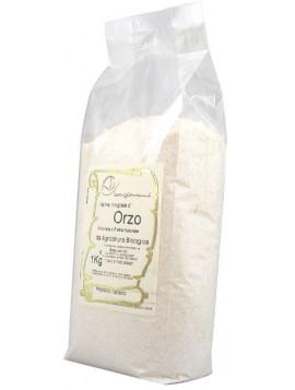 Barley wholemeal flour 1Kg - Organic