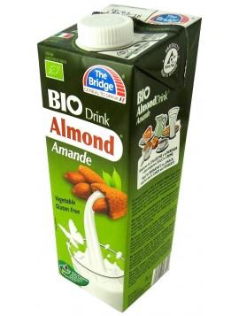 Almond based beverage 1L – Organic – Gluten free