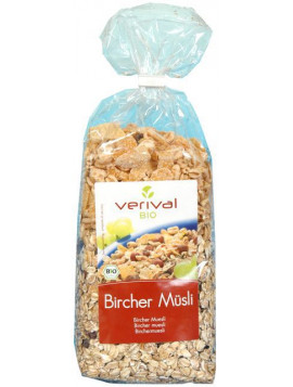 Bircher granola with ancient grains 375gr - Organic