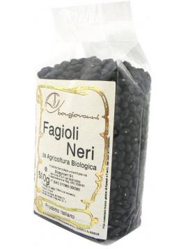 Black beans 500g - Organic