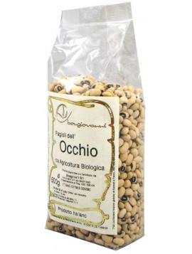 Black eyed beans 500g - Organic