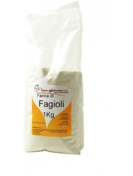 Borlotti Beans Flour 1Kg flour