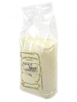 Broad bean flour 500g