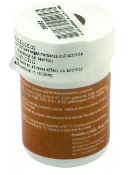 Brown coloring gel 30 g