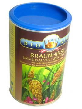 Brown millet flour 500g - Organic