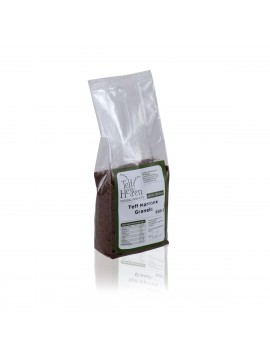 Brown Teff grains 500g
