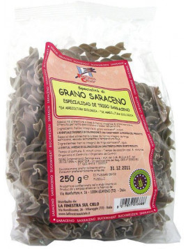 Buckwheat Fusilli 250g - Organic