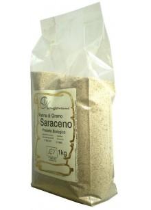 Buckwheat wholemeal flour 1Kg – Organic - Gluten free