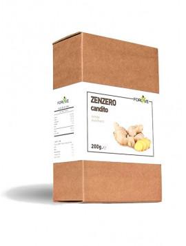 Candied Ginger 200g – Sugar free