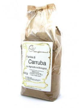 Carob Pulp flour 500g - Organic