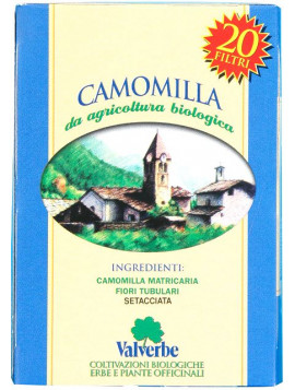 Chamomillet (20 filter bags) 20 g - Organic