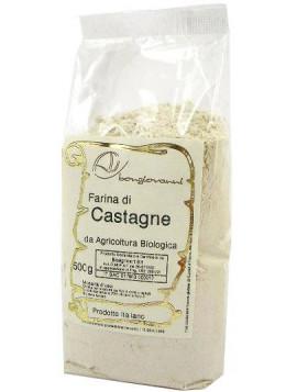 Chestnut flour 500g - Organic – Gluten free