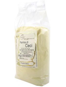 Chickpeas flour 500g - Organic