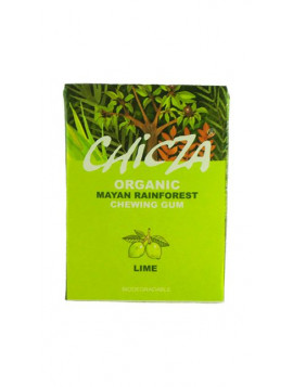 Chicza – Lime Chewing Gum 30g - Organic