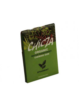 Chicza - Spearmint Chewing Gum 30g - Organic