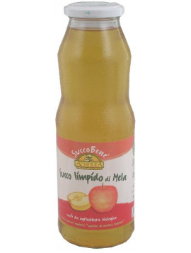 Clear Apple Juice 750 ml - Organic