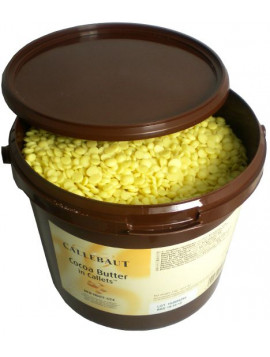 Cocoa butter drops 3 kg