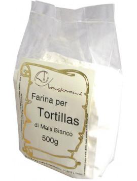 Corn flour for Tortillas (Masa Harina) 500g