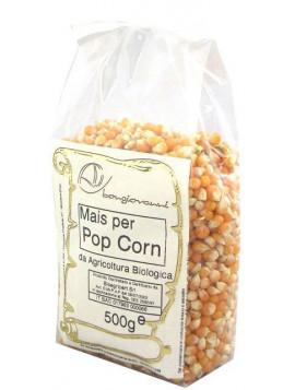 Corn for Popcorn 500g - Organic