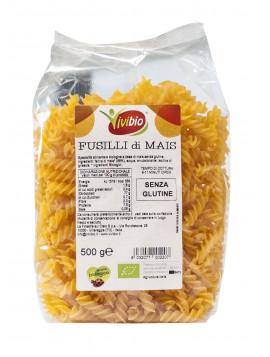 Corn Fusilli 500g – Organic – Gluten free