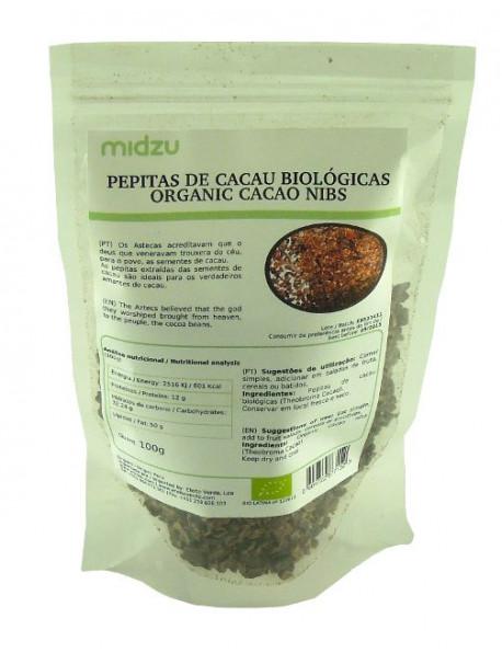 Crushed Cocoa 100g - Organic