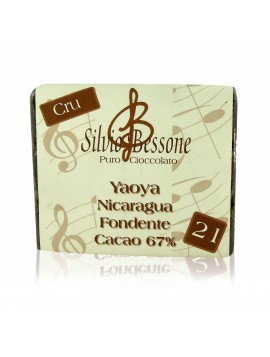 Dark chocolate n.21 (67% Cocoa) 100g