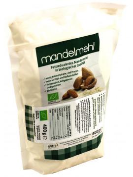 Defatted almond flour 400g – Organic – Gluten-free