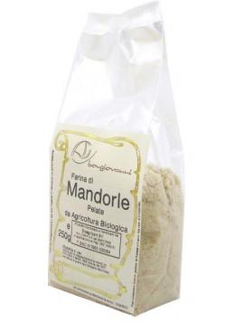 dehulled almonds flour 250g - Organic