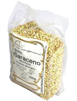 Dehulled buckwheat 500g – Organic