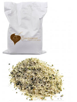 Dehulled Hemp seeds 250g - Organic