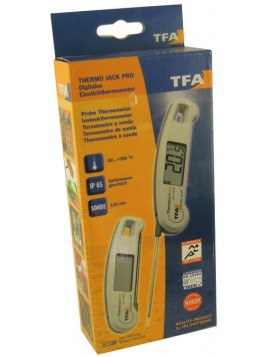Digital probe thermometer ( -50° +350°)