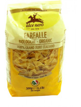 Durum wheat Farfalle - Organic  500g