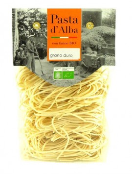 Durum wheat noodles 250g - Organic