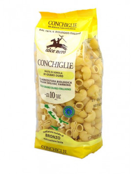 Durum wheat shells 500g - Organic
