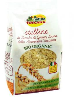 "Durum wheat ""Stelline"" 500g - Organic"
