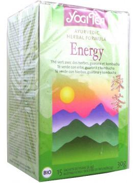 Energy 30g - Organic