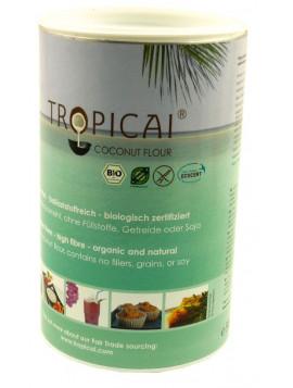 Extra fine coconut flour 500g - Organic - Gluten free
