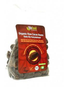 Dehulled raw cocoa beans 100g - Organic
