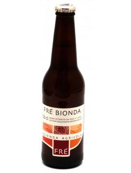 Frè 100% Italian  Blonde beer 330 ml