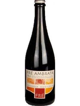 Frè Amber beer 100% Italian 330ml